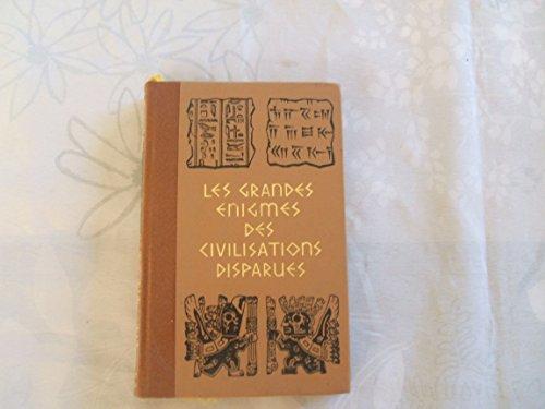 LES GRANDES ENIGMES DES CIVILISATIONS DISPARUES PRESENTEES PAR PAUL ULRICH//TOME 3//LA PREHISTOIRE ET LES ORIGINES DE L'HOMME//LES MEGALITHES ET LES PIERRES MYSTERIEUSES//AVEC LA COLLABORATION DE MICHELINE WATELET,FRANCOISE D'EAUBONNE//EDITIONS FAMOT//1974