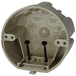 Allied Moulded SB-CB Sliderbox Round Outlet Ceiling Box