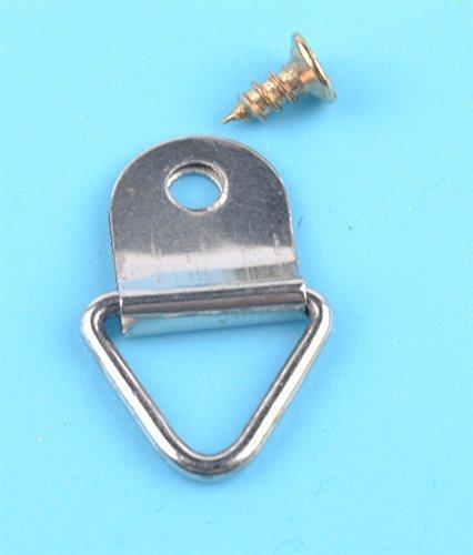 50 x trisquel D-anillo marco gueco pintura suspensión