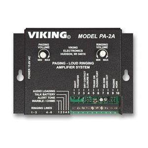 Paging Loud Ringer Amplifier by Viking Viking Paging Amplifier