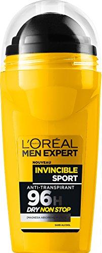 L'Oréal Men Expert Déodorant Bille Invincible...