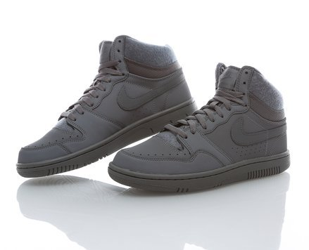 Nike Court Force Hi Nd, Chaussures de Sport-Basketball Homme, Gris Gris (gris froid / gris froid)