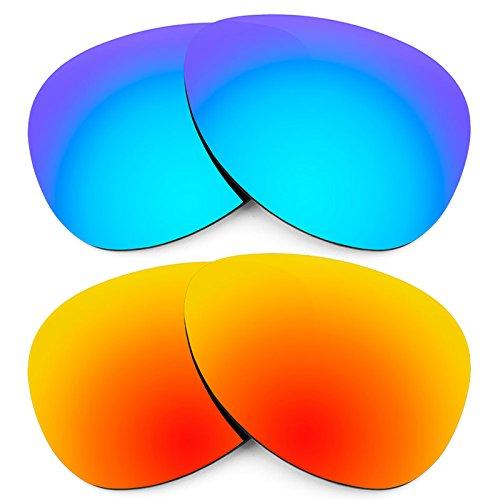 Revant Ersatzlinsen für Oakley Daisy Chain Polarisiert 2 Paar Kombipack K002