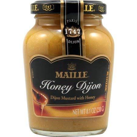Maille Mostaza De Dijon De La Miel (230g) (Paquete de 2)