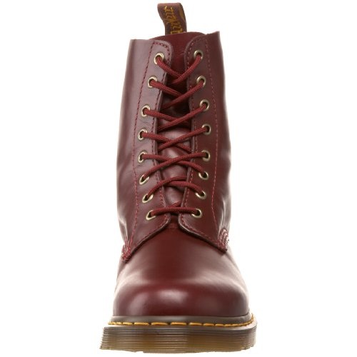 Dr. Martens - Pascal Buttero, Stivali Donna Red