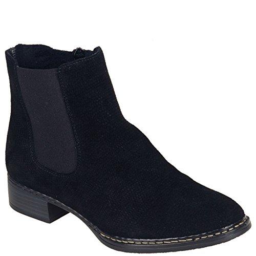 Rieker Woman Boot Togo Black *