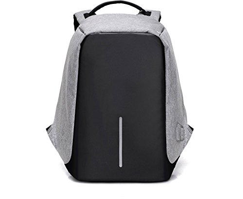 Schulrucksack Laptoprucksack 15.6 Zoll Multifunktion USB Laderucksack Wasserdicht Reißerucksack