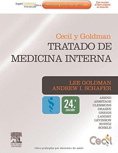 Cecil y Goldman, 24ª Ed : tratado de medicina interna por Lee Goldman