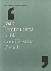 Joan Fontcuberta habla con Cristina Zelich