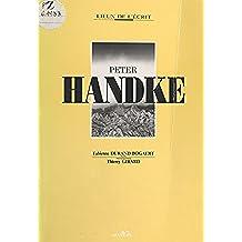 Peter Handke (Lieux de l'écrit)