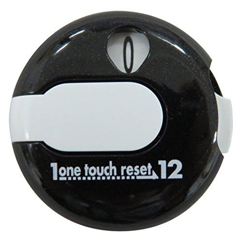 One Touch Score Zähler schwarz