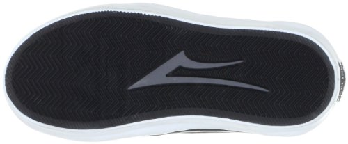 Lakai JUDO KIDS KS3120206A00, Sneaker uomo Nero (Schwarz (BLACK SUEDE A0000))