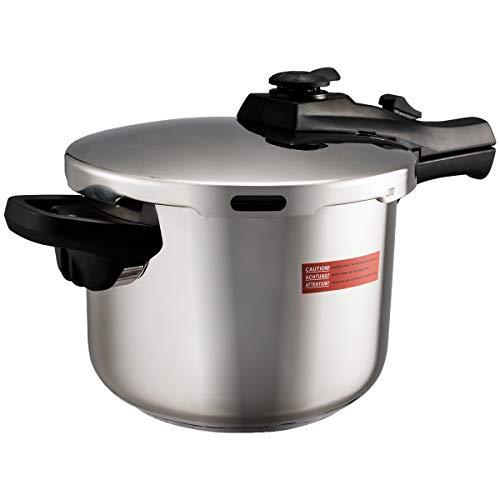 COSTWAY Schnellkochtopf,Pressure Cooker,...