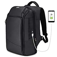 Fresion Laptop Backpack Mens for Travel - Rucksack Women for 15.6