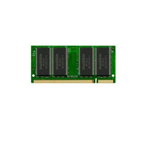 Mushkin PC-2700 Arbeitsspeicher 1GB (333 MHz, 200-polig) DDR-RAM Kit -