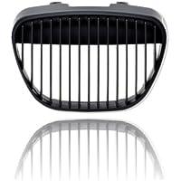 akhan kg501b – Sport Parrilla Enfriador para Negro Adecuado para Seat ...