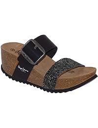 82c6fedf4e8 Amazon.fr   Pepe Jeans - Sandales   Chaussures femme   Chaussures et ...