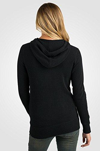 JENNIE LIU - Pull - Femme Noir - Noir