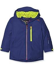 CMP - Chaqueta de esquí para chico, otoño/invierno, niño, color Nautico, tamaño 4 años (104 cm)
