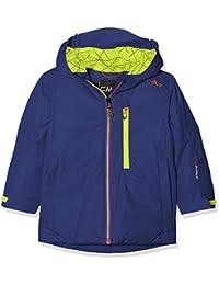 CMP - Chaqueta de esquí para chico, otoño/invierno, niño, color Nautico, tamaño 8 años (128 cm)