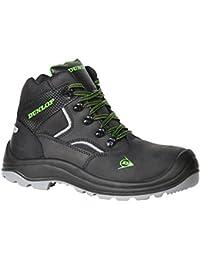 Dunlop Orion high-chaussures-sécurité-noir