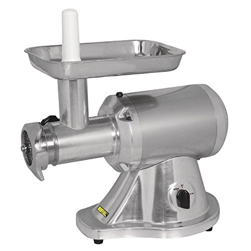 41SqmivElpL. SS500  - Heavy Duty Buffalo Meat Grinder 410X517X328mm Kitchen Mincer Stainless Steel