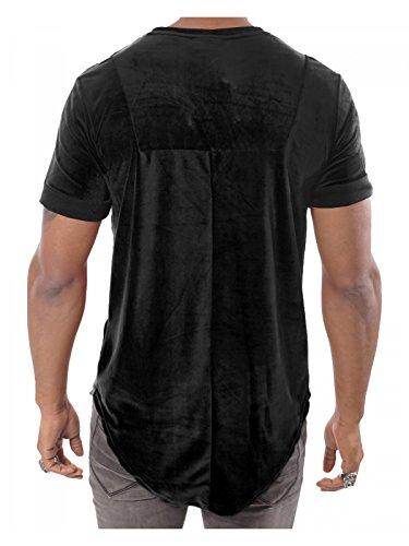 Project X Paris Herren T-Shirt Schwarz