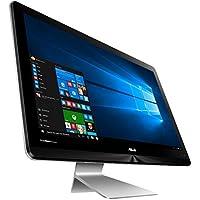 "ASUS Zen AiO ZN241ICGT-RA026T 2.5GHz i5-7200U 23.8"" 1920 x 1080Pixeles Pantalla táctil Gris PC todo en uno pcs todo-en-uno - Ordenador de sobremesa All in One (60,5 cm (23.8""), Full HD, 7ª generación de procesadores Intel® Core™ i5, 16 GB, 1128 GB, Windows 10 Home)"