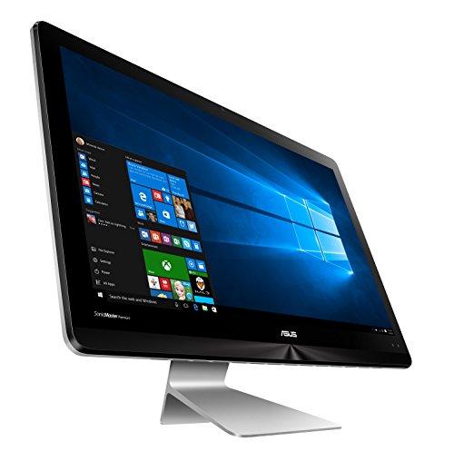 ASUS Zen AiO ZN220ICUK-RA050T 2.5GHz i5-7200U 21.5' 1920 x 1080Pixeles Gris PC todo en uno pcs todo-en-uno - Ordenador de sobremesa All in One (54,6 cm (21.5'), Full HD, 7ª generación de procesadores Intel® Core™ i5, 8 GB, 1000 GB, Windows 10 Home)