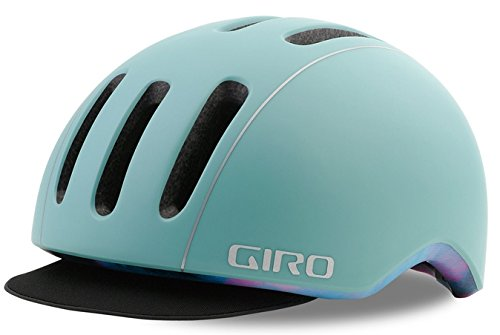Giro Reverb City Fahrrad Helm frost grün 2018: Größe: M (55-59cm) (Giro Reverb Helm)