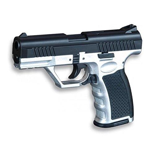 Pistola AIRSOFT.Pesada. Mixta. HFC.Munición: Bolas PVC - 6mm.Accionam