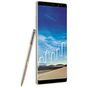 Samsung Galaxy Note 8 (Maple Gold, 6GB RAM, 64GB Storage) with Offers