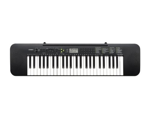 Casio CTK-240AD 49 Full-Size Keys Keyboard with AC Adapter