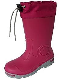 Amazon.it  Rosa - Stivali   Scarpe per bambine e ragazze  Scarpe e borse 7fc7297f716