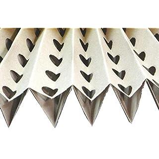 Farbnebel Sepapaint - 2 Stück 11 x 0,9 m / 0,9x11m Kartonfilter Vorfilter Faltkarton Filter für Lackierung Lackierkabine Farbnebelfilter, Spritzwandfilter, Absaugwandfilter Lackierkabinenfilter Sprühbox Airbrush Farbe Lack Grundierung Rostschutz