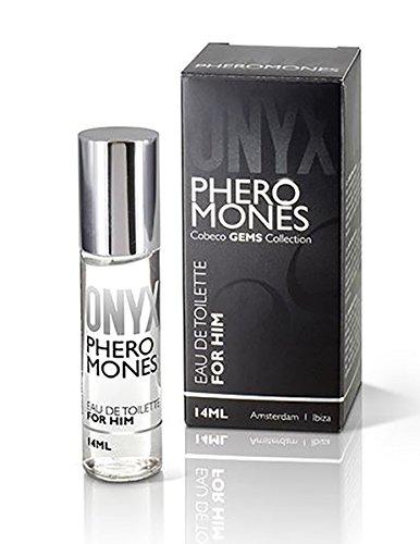Onyx men Pheromone Eau de Toilette für Ihn 14 ml (Lockstoff Tragen)