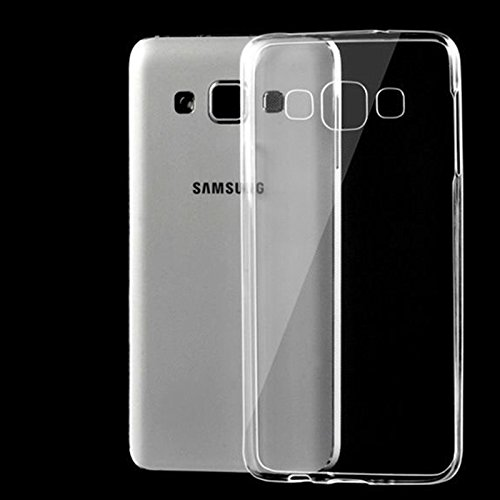 Soft Transparent Back Cover For Samsung ON MAX