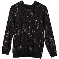 Sudaderas con capucha para hombre, manga larga con estampado de moda, camiseta con comodidad informal de primavera y otoño
