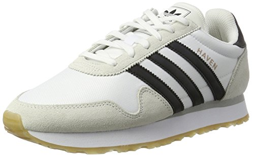 adidas Haven, Chaussures de Running Homme Multicolore (Ftwr White/core Black/gum 3)