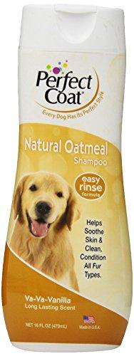 8-in-1 I620 Nat-rliche Oatmeal Shampoo Franz-sisch Vanilla 16oz (8in 1 Shampoo)