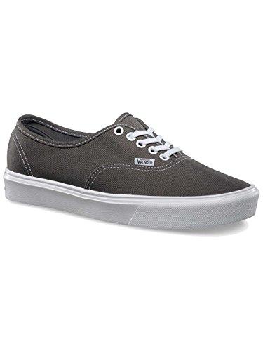 Vans U AUTHENTIC VQEV8ZI Unisex-Erwachsene Sneaker Charcoal/White