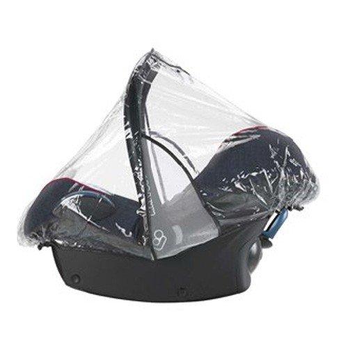 Maxi-Cosi Cabriofix/Pebble/Citi - Burbuja de lluvia para silla de coche, grupo 0+ maxicosi, color transparente
