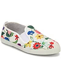 Scentra Women's Canvas Moccasins