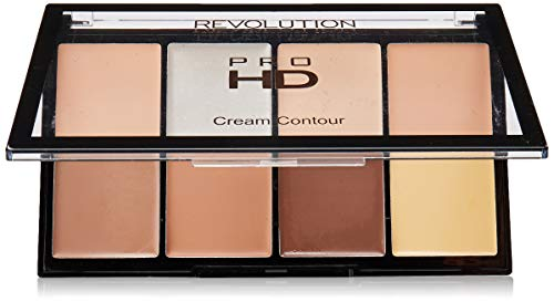 MAKEUP REVOLUTION Ultra Pro HD Cream Contour Palette Fair, 20 g -