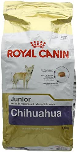 Royal Canin : Croquettes Chiot Bhn Chihuahua Junior 1,5kg
