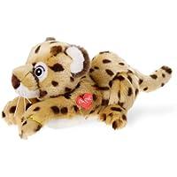 Bauer 17168 - Peluche Pia Pia Club Leopard Lying, 17 cm