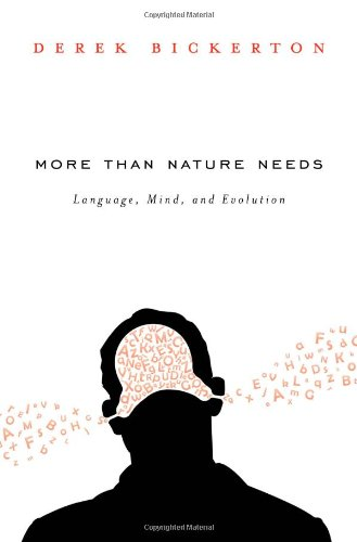 More Than Nature Needs