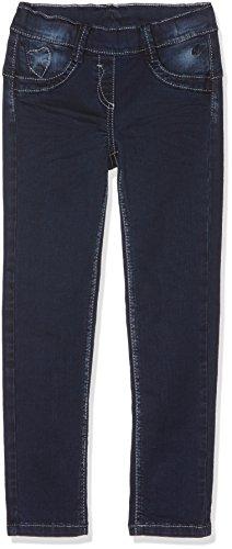 s.Oliver Mädchen Jeans 53.708.71.2628, Blau (Blue Denim Stretch 57Z7), 128 (Herstellergröße: 128/REG)