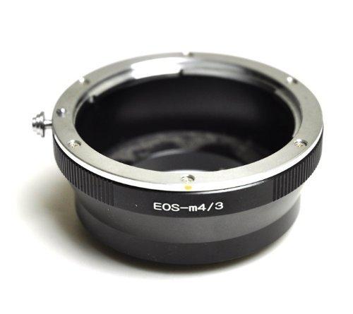 Lente Adaptador Canon EOS EF EF-S Objetivo Micro 43M43M