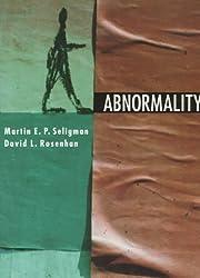 Abnormality by Martin E. P. Seligman (1997-09-01)